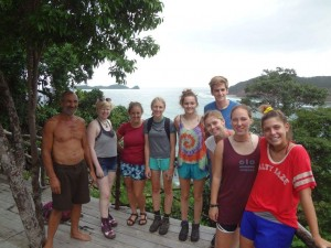 Marine Conservation Volunteer: Ruth Engel